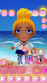 Cute Dolls - Dress Up for Girls pc screenshot 2