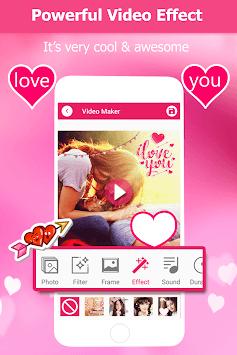 Video Slideshow Maker - Love Video Maker 360 pc screenshot 1