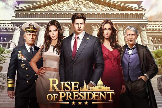 Rise of President pc screenshot 1
