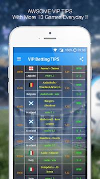 Betting TIPS VIP : DAILY PREDICTION pc screenshot 1