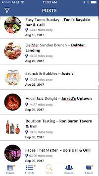 U Out – Where Friends Find Food & Fun pc screenshot 1