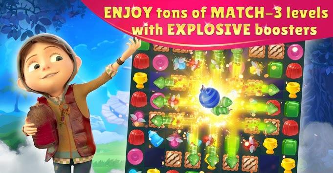 JingleKids: Paradise Island MATCH 3 PUZZLE QUEST pc screenshot 1