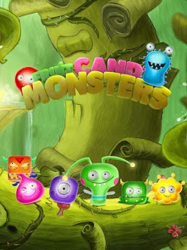 Candy Monsters - Pop The Fruit Candy Juice Crush pc screenshot 1