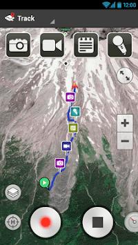 ramblr (hiking, gps, map) pc screenshot 1