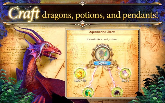 Midnight Castle: Hidden Object pc screenshot 1