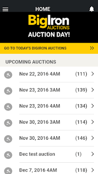 BigIron Auctions pc screenshot 2