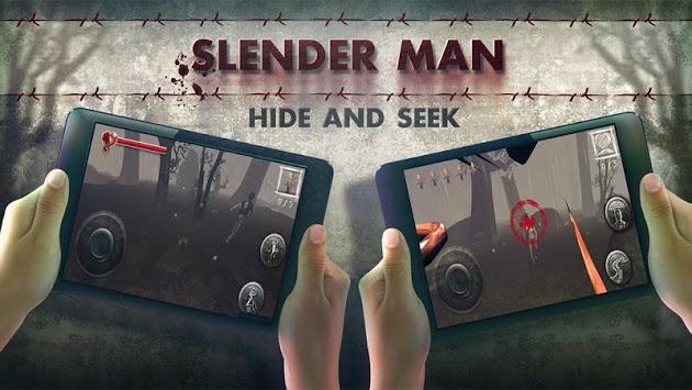 Slenderman Hide & Seek Online pc screenshot 1