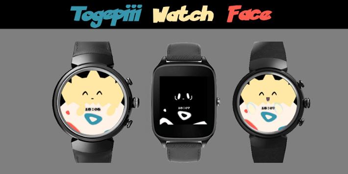 Togepiii Watch Face pc screenshot 2