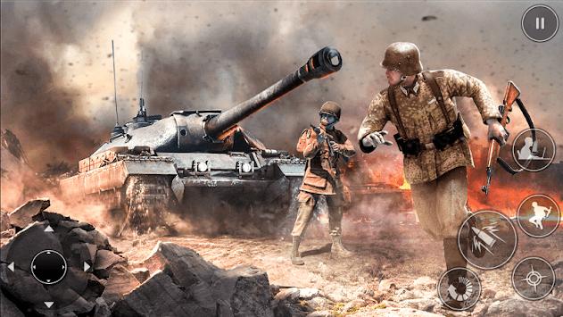 Army Commando Secret Mission : Shooting Games pc screenshot 1