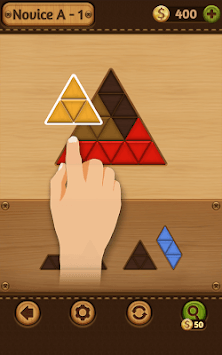 Block Puzzle Games: Wood Collection pc screenshot 1
