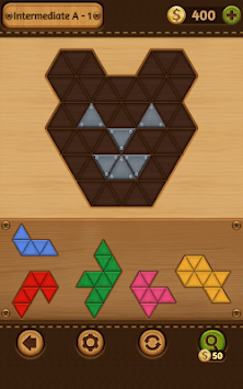 Block Puzzle Games: Wood Collection pc screenshot 2