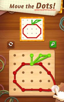Line Puzzle: Color String Art pc screenshot 2