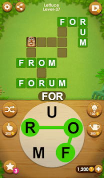 Word Farm Cross pc screenshot 2