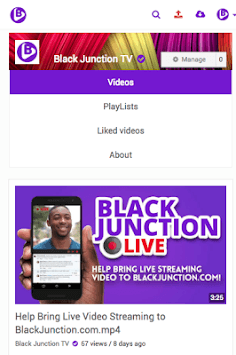 BlackJunction TV pc screenshot 1