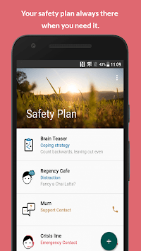 Safety Plan pc screenshot 1