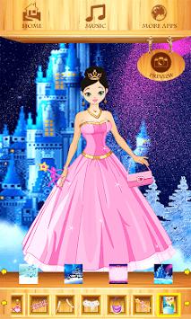 Dress Up Christmas Princess pc screenshot 1