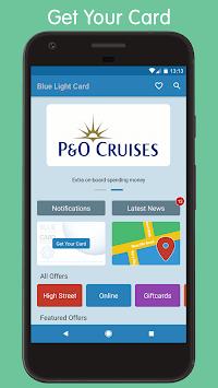 Blue Light Card pc screenshot 1