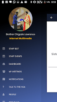 BLW Staff Portal pc screenshot 1