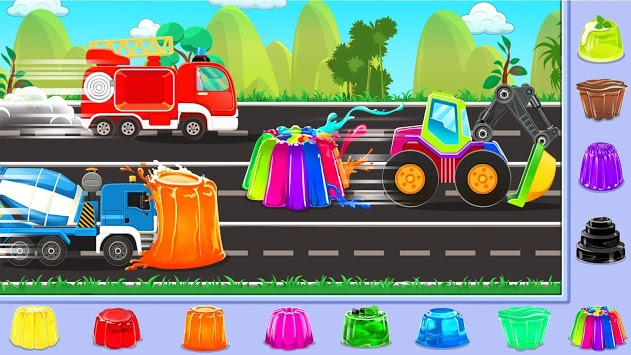 Learn shapes and colors for toddlers kids pc screenshot 1