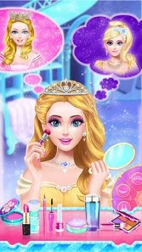 Princess dress up and makeover games pc screenshot 1