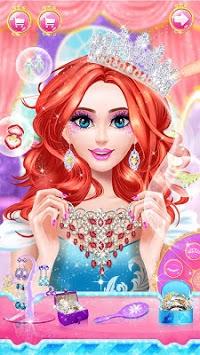 Princess dress up and makeover games pc screenshot 2
