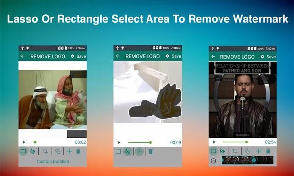 Remove & Add Watermark pc screenshot 2