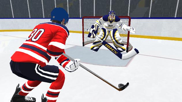 Hockey Games pc screenshot 1