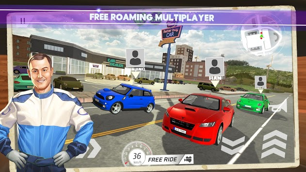 Car Driving Career pc screenshot 1