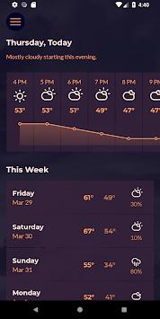 Breeze Weather pc screenshot 2