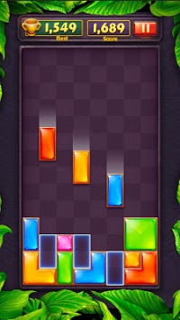 Brickdom - Drop Puzzle pc screenshot 1