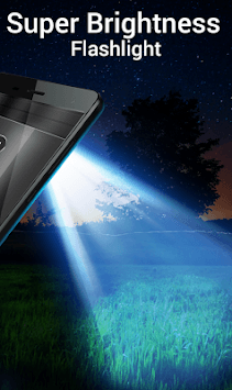 Best Flash Light - Torch Flashlight plus Wallpaper pc screenshot 1