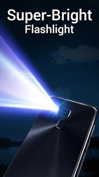 Best Flash Light - Torch Flashlight plus Wallpaper pc screenshot 2