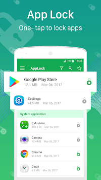 AppLock pc screenshot 1