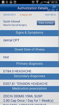 Al-Nisr Medical Insurance pc screenshot 1