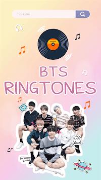 BTS Ringtones Hot For Army pc screenshot 1