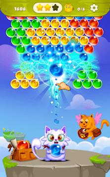 Bubble Shooter: Free Cat Pop Game 2019 pc screenshot 1
