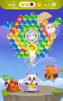 Bubble Shooter: Free Cat Pop Game 2019 pc screenshot 2