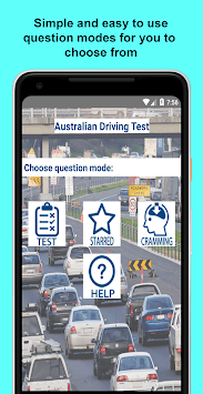 Australian Driving Test pc screenshot 1