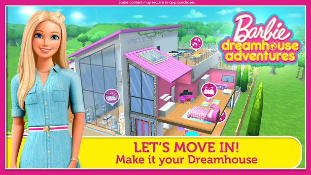 Barbie Dreamhouse Adventures pc screenshot 1
