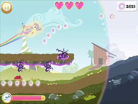 My Little Pony Rainbow Runners pc screenshot 1