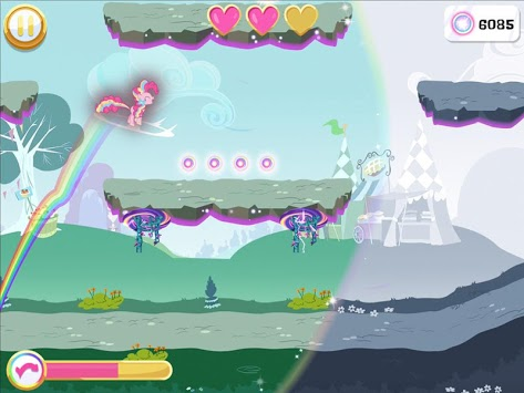 My Little Pony Rainbow Runners pc screenshot 2