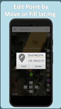 Map Area Measure pc screenshot 1