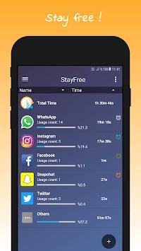 StayFree - Phone Usage Tracker & Overuse Reminder pc screenshot 1