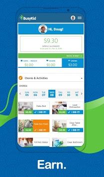 BusyKid - Chores & Allowance Simplified pc screenshot 1