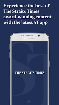 The Straits Times for Smartphone pc screenshot 1