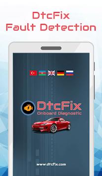 DtcFix - Bluetooth Car Fault Code DTC Diagnostic pc screenshot 1