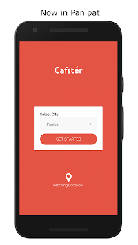Cafster : Food Order & Delivery pc screenshot 1