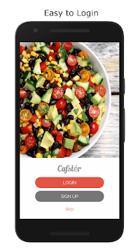 Cafster : Food Order & Delivery pc screenshot 2