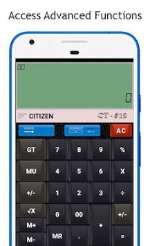 Citizen Calculator: GST 2018 pc screenshot 1
