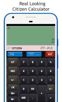 Citizen Calculator: GST 2018 pc screenshot 2